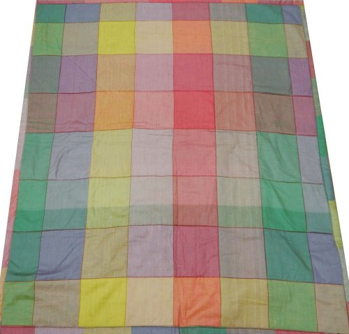 Plaid Crib Sheets front-822265