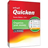 Quicken Starter Edition Personal Finance & Budgeting Software 2015