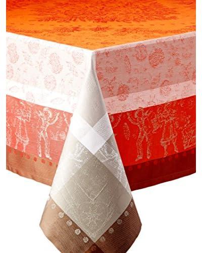 Garnier-Thiebaut Mon Beau Sapin Tablecloth