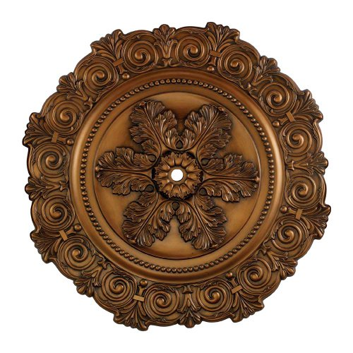 Elk Lighting M1011AB Marietta Ceiling Medallion, 33-Inch, Antique Bronze Finish