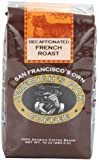 Jeremiah's Pick Coffee French Roast Decaf Whole Bean Coffee, 10-Ounce Bags (Pack of 3)