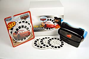 Disney CARS - the first movie - ViewMaster Gift Set - Viewer & Reels