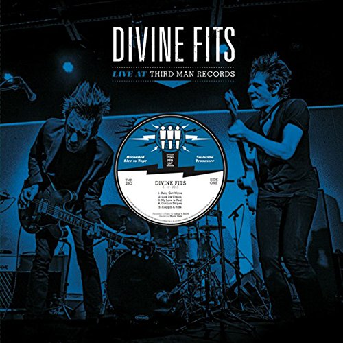 Divine Fits - Live at Third Man Records 06-17-2013