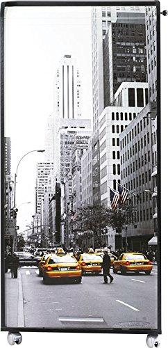 """ORGA ufficio segretario informatique-140-New York-taxi gialli """", colore: nero"""