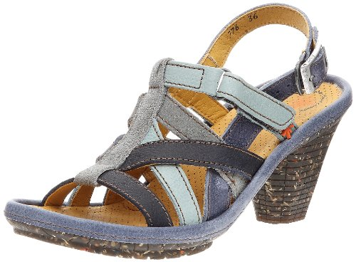 Art Women's St Honore Pump Blue/Multicolour UK 5