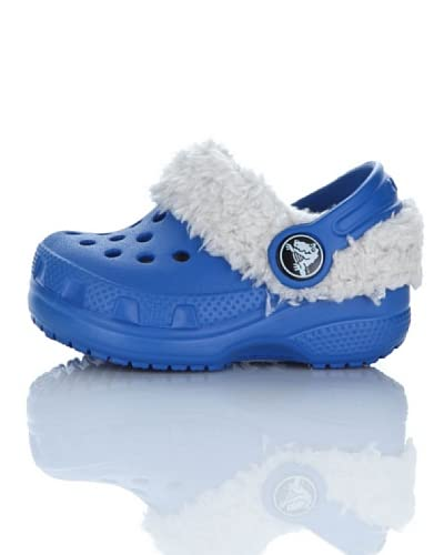 Crocs Sabot Little Mammoth [Blu]