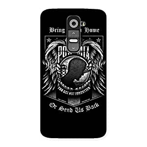 Ajay Enterprises Brign Powr Back Case Cover for LG G2