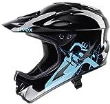 UVEX Helmet 9 Bicycle Helmet black-blue shiny Size:57-58 cm