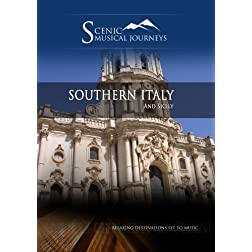 Naxos Scenic Musical Journeys Southern Italy And Sicily