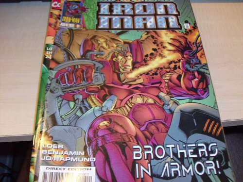 Iron Man (Comic) Vol. 2 No. 9