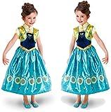 Disfraz de la Princesa ANNA de Frozen Vestido Niña