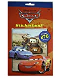Disney Pixar 276pc Cars Sticker Pad Set - Disney Pixar Cars Stickers