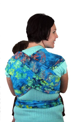 Wrapsody Breeze Baby Carrier, Morgaine, Small/Medium