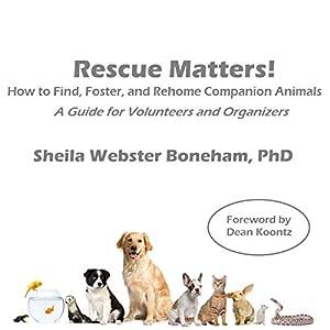 Rescue Matters Audiobook