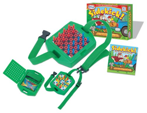 Popular Playthings Sidekick Brain Teaser Puzzle