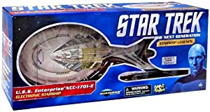 Diamond Select Toys Star Trek First Contact Enterprise E Ship Replica