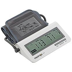 Equinox EQ-BP-I104 QBP Bluetooth Blood Pressure  Monitor (White)