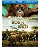 IMAX: Born to Be Wild (Bilingual) [Blu-ray + DVD + Digital Copy]