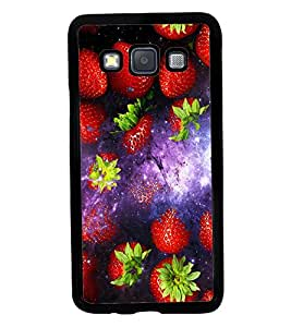 Fuson 2D Printed Fruits Designer back case cover for SAMSUNG GALAXY A3 A300F - D4513