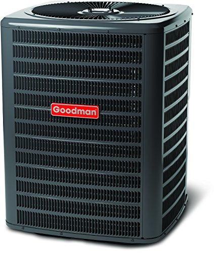 Goodman R410A 13 SEER Complete Split System Heat Pump 4 Ton GSZ130481, ARUF48D14 (4 Ton Heat Pump System compare prices)