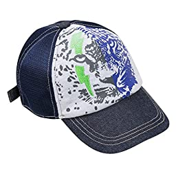 Too Krazy Cheetah Hat