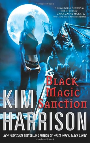 Cover of Black Magic Sanction (Rachel Morgan, Book 8)