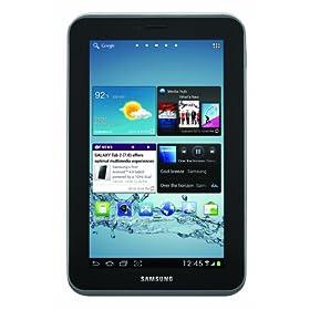 (史低)三星Samsung Galaxy Tab 2银河7寸wifi版Android 4.0系统平板电脑,$246.42