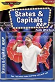 States  &  Capitals Rap [With Book(s)] (Rock