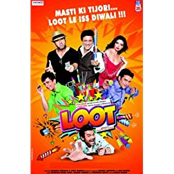 Loot (2011) (Hindi Movie / Bollywood Film / Indian Cinema DVD)