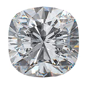 1.3 Carat IGL Certified G SI2 Cushion Loose White Diamond