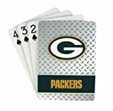 Green Bay Packers Diamond Plate Playing Cards