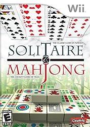 Solitaire & Mahjong - Nintendo Wii