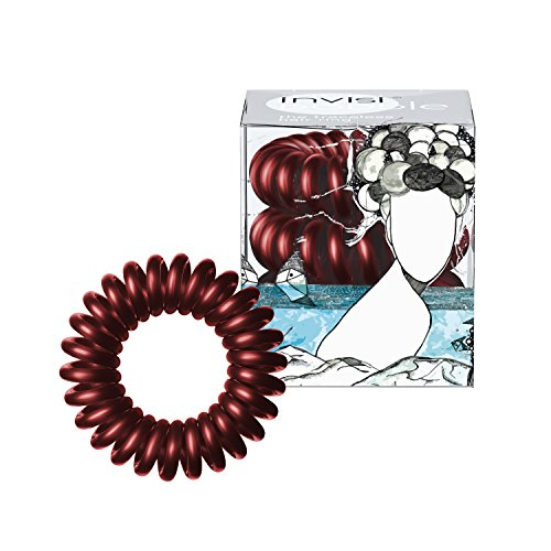 Burgundy Dream Around The World Collection Invisibobble Tangle Teezer