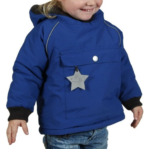 MINI A TURE Cajus Winterjacke royal blue, Größe:68 cm