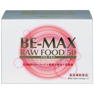 BE-MAX ローフード50 21包