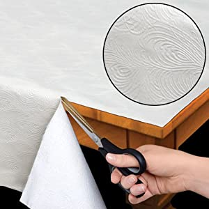 Amazon Com 54 X 108 Table Pad Cut To Fit Table