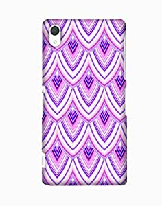 PickPattern Back Cover for Sony Xperia Z2