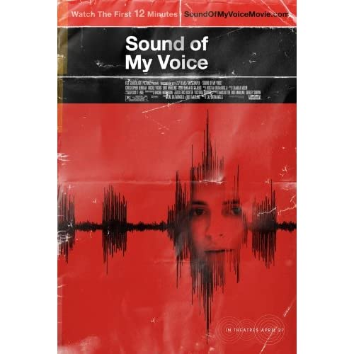 Amazon.com: Sound Of My Voice Original Movie Poster Double Sided 27x40