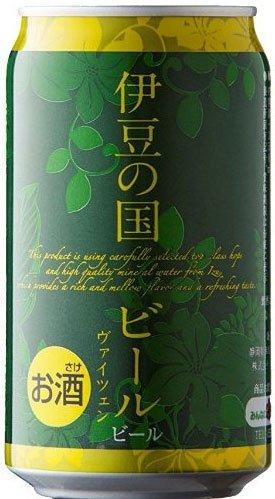 【ケース販売】静岡県 伊豆の国ビール ヴァイツェン 缶 350ml 24本 1ケース クラフトビール 地ビール