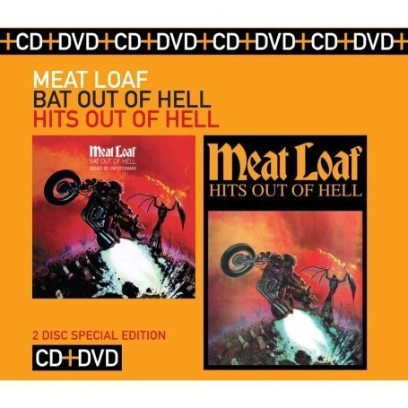 MEATLOAF - Bat out of Hell/Hits out of Hell - Zortam Music