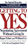 Image of Getting to Yes: Negotiating Agreement Without Giving In
