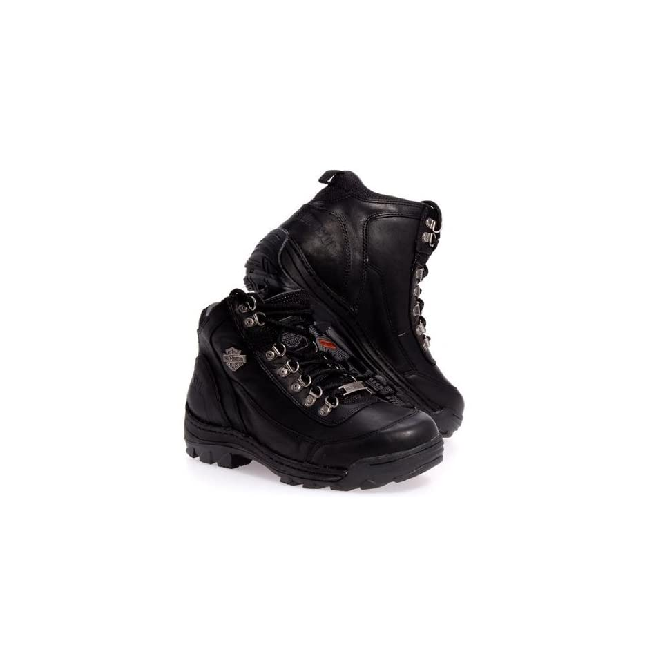 Harley Davidson Beck Casual Boot Leather High Mens Size 9.5