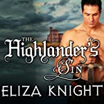 The Highlander's Sin: Stolen Bride Series, Book 6 (       UNABRIDGED) by Eliza Knight Narrated by Corrie James