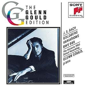 Goldberg Variations (1955 Debu