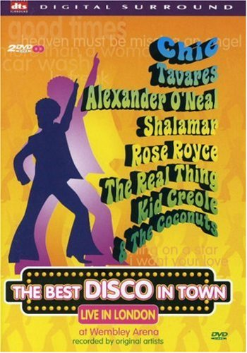 Cover art for  The Best Disco In Town