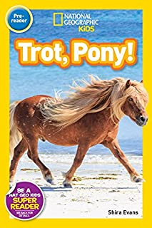 Book Cover: National Geographic Readers: Trot, Pony!