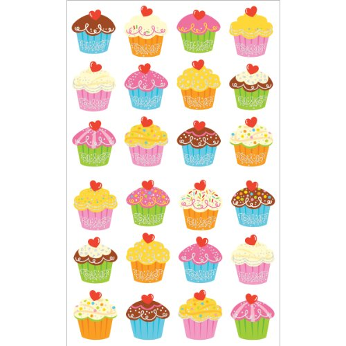Mrs Grossman's Sticker, Cupcake Bonanza