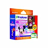 Leapfrog Explorer Learning Game Disney Minnie's Bow-Tique Super Surprise Party with Free Collectible Toy