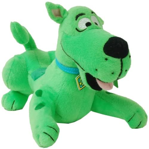 Scooby Doo 8 Plush Green Toys & Games