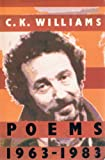 Poems, 1963-1983 (1852240830) by Williams, C. K.